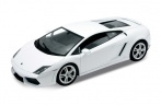 Welly 18026 Lamborghini Gallado LP560-4 bílé 1/18