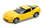 Welly 22504 Chevrolet Corvette 2007 1/24