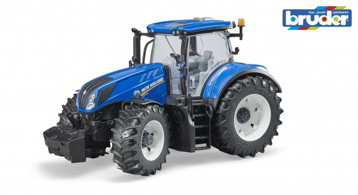 detail Bruder 3120 New Holland T7.315