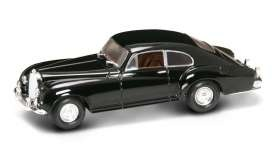 Yatming 43212 Bentley R Type Continental 1954 tm.šedé /černé 1/43